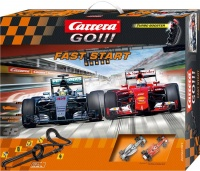 Autodráha Carrera GO 62391 Fast start