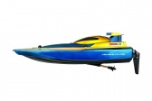 R/C loď Carrera Race BOAT 2.4GHz blue