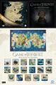 4D Hra o Trůny (Game of Thrones) Westeros MINI