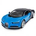 R/C auto Bugatti Veyron Chiron (1:14) blue