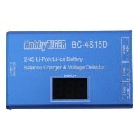 Nabíječka baterií BC-4S15D s displejem