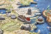 4D Puzzle - Hra o Trůny WESTEROS & ESSOS