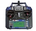 FlySky FS-I6 2.4GHZ AFHDS vysílač