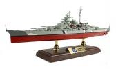 Bitevní loď 1/700 German Bismarck