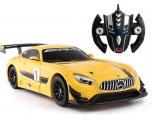 R/C auto Mercedes-AMG GT3 Transformer (1:14)