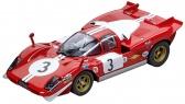 Auto Carrera D124 - 23856 Ferrari 512S 1970