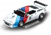 Auto Carrera D124 - 23820 BMW M1 Regazzoni 1979