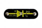 D12 (6SCD12) Barevná LED 2