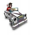 Papírové hračky - Auto