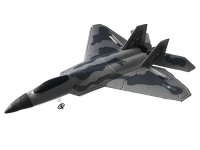 F-22 Raptor Letadlo Fleg na dálkové ovládání
