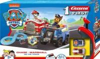 Autodráha Carrera FIRST - 63033 Tlapková patrola