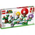 LEGO Leaf 2020 71368 Toadův lov pokladů - rozšiřující set