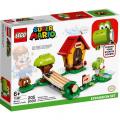 LEGO Leaf 2020 71367 Mariův dům a Yoshi - rošiřující set