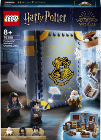 LEGO Harry Potter TM 76385 Kouzelné momenty z Bradavic: Hodina kouzelných formulí