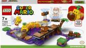 LEGO Super Mario 71383 Wiggler a jedovatá bažina - rozšiřující set
