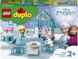 LEGO DUPLO Princess TM 10920 Čajový dýchánek Elsy