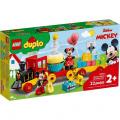 LEGO DUPLO Disney TM 10941 Narozeninový vláček Mic