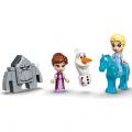 LEGO Disney Princess 43189 Elsa a Nokk a jejich po