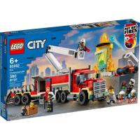LEGO CITY 60282 Velitelská jednotka hasičů