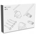 3D pero KIT2 - Rozšířený set 4 nástavců