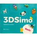 3DSimo Kniha pro 3D pera - základní (anglicky)