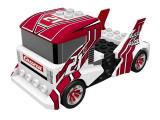 Auto GO/GO+ 64191 Build n Race - Truck white