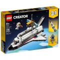 LEGO CREATOR 31117 Vesmírné dobrodružství s raketo