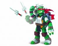 TMNT Želvy Ninja - RAPHAEL střílí, hází, vrhá