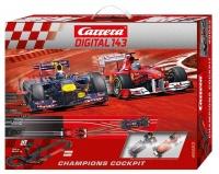 Autodráha Carrera D143 40023 Champions Cockpit