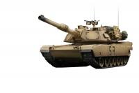 R/C Tank Airsoft US M1A2 Abrams Desert