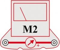 M2 (6SCM2) Analogový měřič