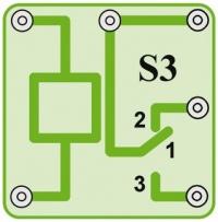 S3 (6SCS3) Relé