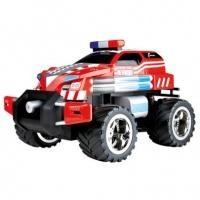 R/C auto Carrera Fire Fighter (1:14) vodní dělo