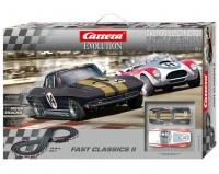 Autodráha Carrera EVO 25215 Fast Classic II
