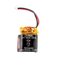 89823 EVO/D143/D132/D124 Baterie do bezdr.ovladačů