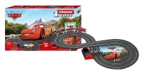 Autodráha Carrera FIRST - Disney Cars