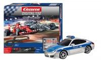 Autodráha Carrera D132 + ZDARMA auto Carrera RC