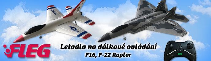 Fleg RC letadla