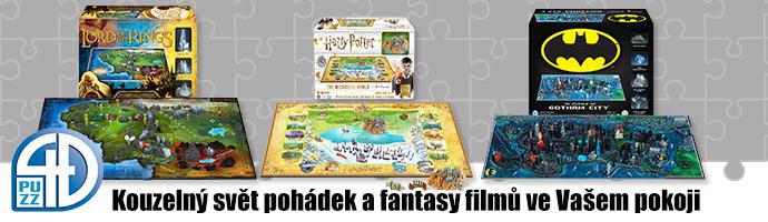4D puzzle fantasy